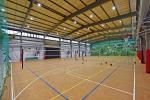 Volejbola laukumi Kauņā RIO arena - 5
