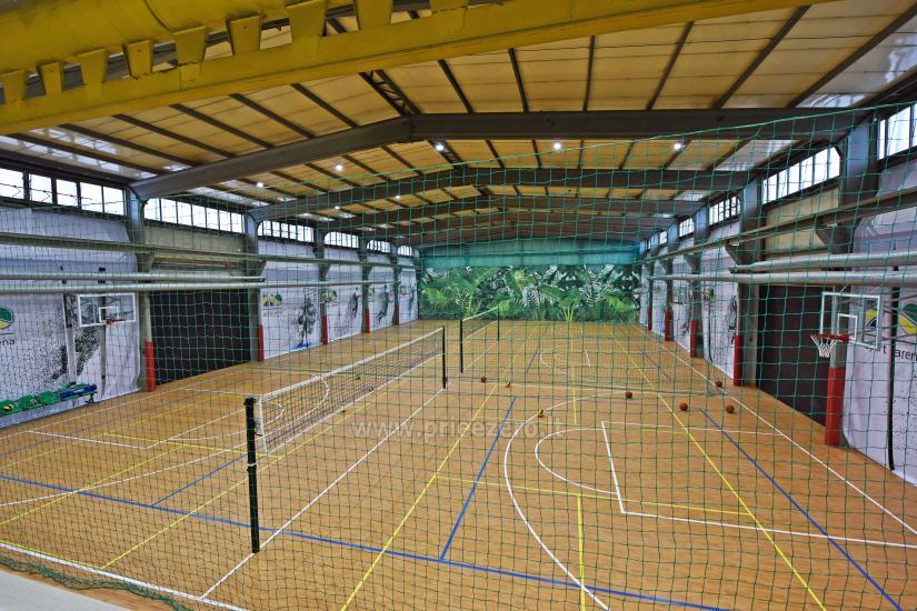 Volejbola laukumi Kauņā RIO arena - 6