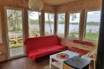 Brīvdienu mājas īre Utenas rajonā zvejai un romantiskai atpūtai