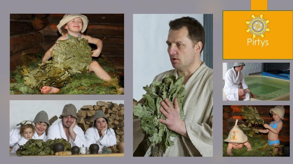 Pirts, programmas un rituāli sētā Angelų malūnas Telšu rajonā - 20