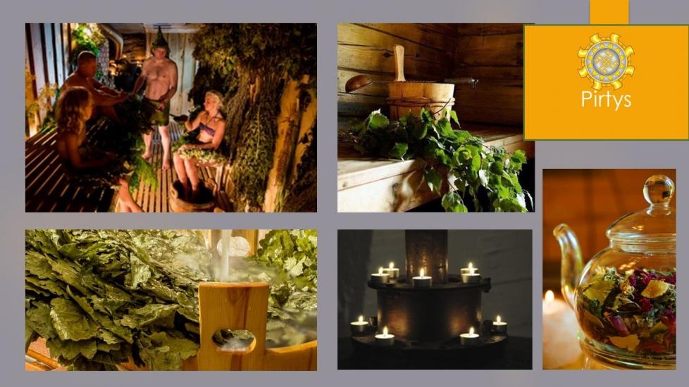 Pirts, programmas un rituāli sētā Angelų malūnas Telšu rajonā - 21