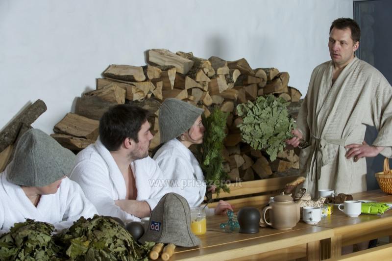 Pirts, programmas un rituāli sētā Angelų malūnas Telšu rajonā - 5