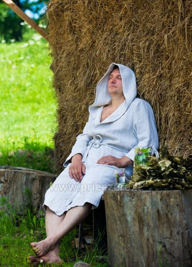 Pirts, programmas un rituāli sētā Angelų malūnas Telšu rajonā - 7