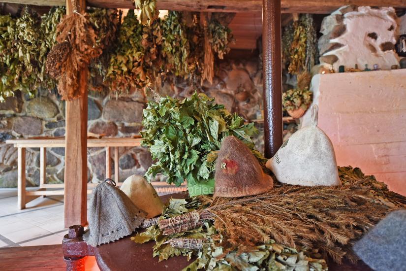 Pirts, programmas un rituāli sētā Angelų malūnas Telšu rajonā - 13