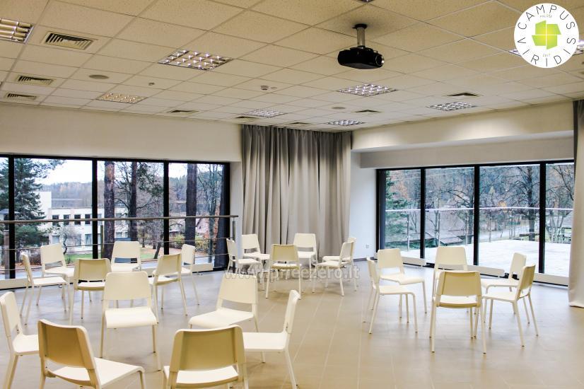 Campus viridis Palūšē, Lietuvā - 4