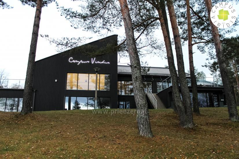 Campus viridis Palūšē, Lietuvā - 5