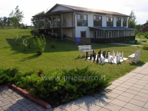 Tradicionālo pasākumu un korporatīvo pasākumu viesību māja pie ezera Traku rajonā, Lietuvā - 3