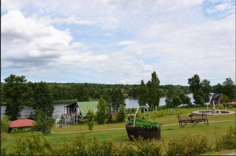 Tradicionālo pasākumu un korporatīvo pasākumu viesību māja pie ezera Traku rajonā, Lietuvā - 6