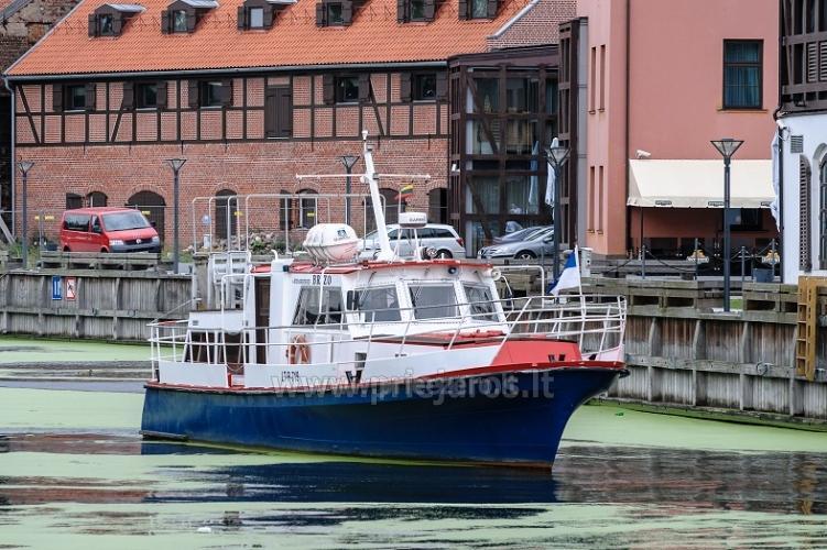 Kuģa noma Klaipēdā - 1