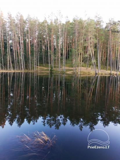 Pastaigas ekskursijas Labanoras reģionālajā parkā Lietuvā - 1