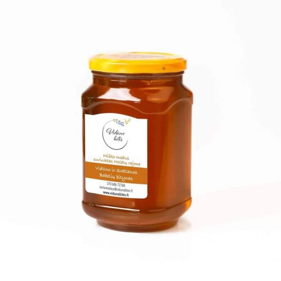 Visaugstākās kvalitātes lietuviešu medus Vidūno bitės - 3
