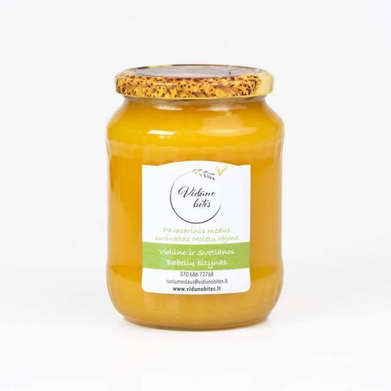 Visaugstākās kvalitātes lietuviešu medus Vidūno bitės - 4