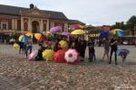 Klaipēdas jaunieši aicina izvilkt lietussargus - 3