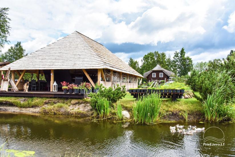 Kafejnīca svētkiem  Jurgi starp Baltijas jūru un Papes ezera - 13