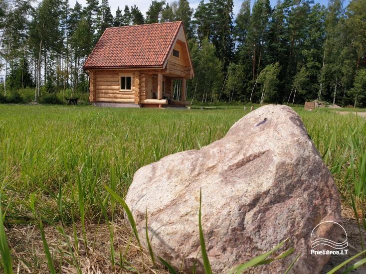 Pirts rituāli, SPA atpūta Jūrkalnē, Ventspils rajonā Meža SPA & Apartments - 21