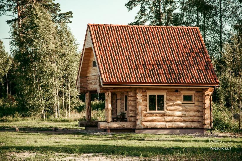 Pirts rituāli, SPA atpūta Jūrkalnē, Ventspils rajonā Meža SPA & Apartments - 19