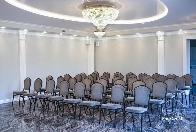 Konferenču zāles Radailiai muižā - 2