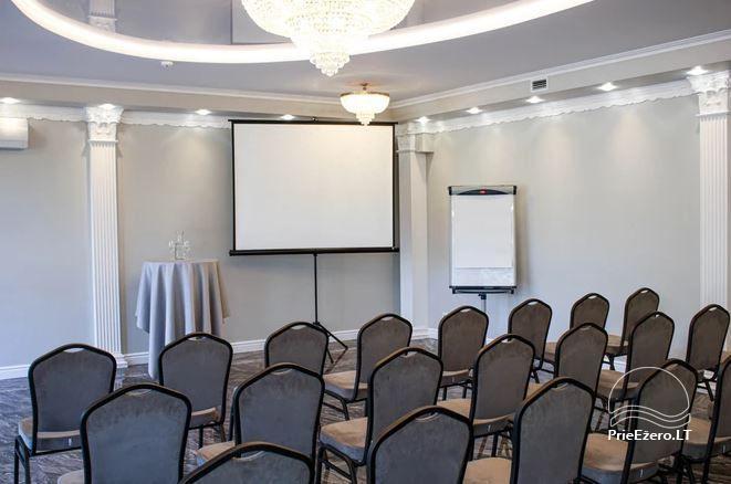 Konferenču zāles Radailiai muižā - 3