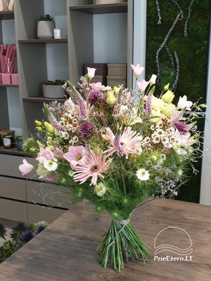 Ziedi, rotājumi Druskininku Edenas - 6