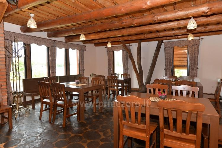Kafejnica seta Įlankos sodyba: banketi, tikšanās, konferences, semināri - 4