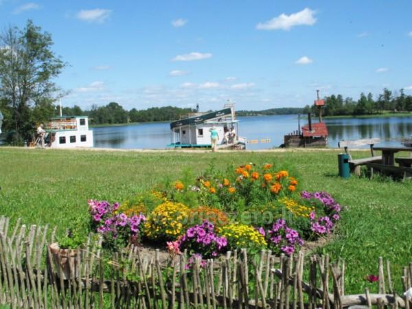 Įlankos sodyba - romantiskas brivdienas brivdienu maja ar pirti pie ezera - 5