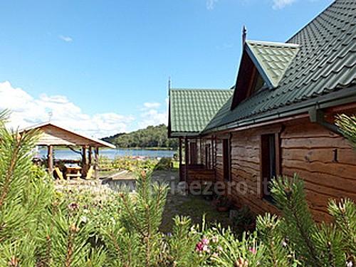 Įlankos sodyba - romantiskas brivdienas brivdienu maja ar pirti pie ezera - 2