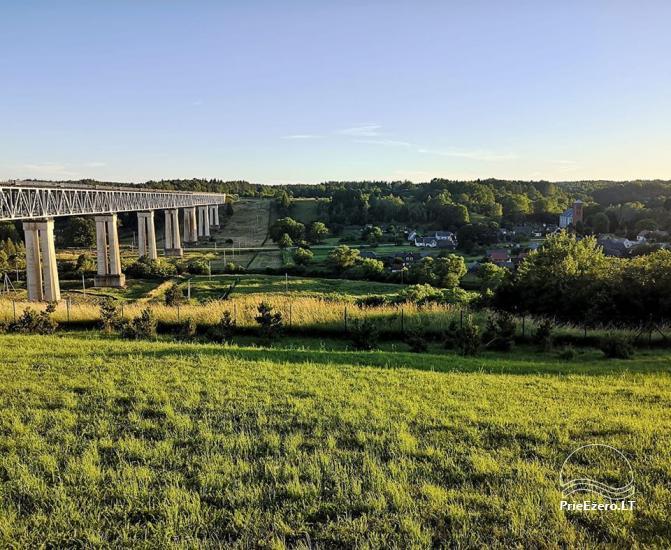 Lyduvenajas dzelzceļa tilts - 3