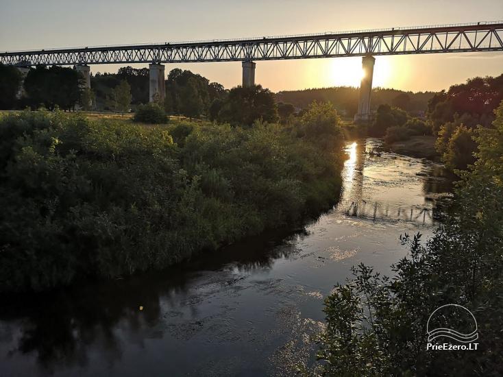 Lyduvenajas dzelzceļa tilts - 2