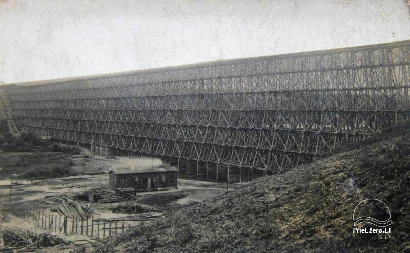 Lyduvenajas dzelzceļa tilts - 6