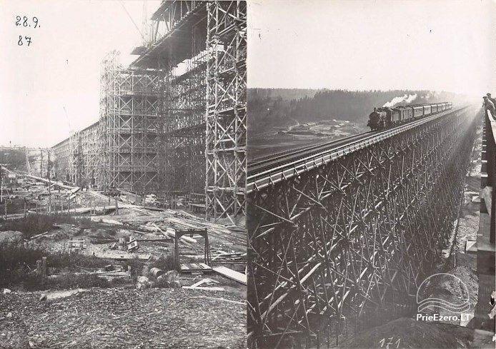 Lyduvenajas dzelzceļa tilts - 8