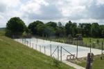 Tenisa korti Kretingas rajonā lauku majā Vienkiemis