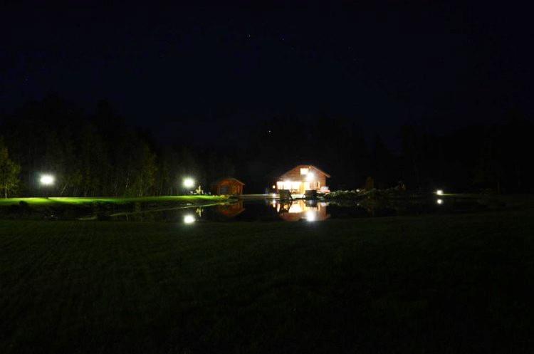 Pirts, kubls, dīķis lauku mājā Radvilišķu rajonā Zinenai - 4