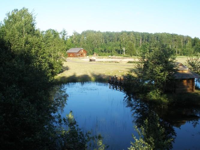 Banketu zale lauku mājā Radvilišķu rajonā Zinenai - 5