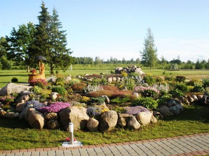 Banketu zale lauku mājā Radvilišķu rajonā Zinenai - 9