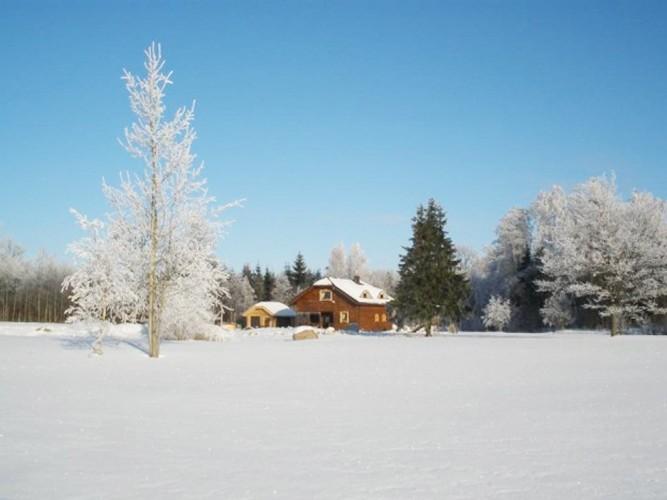 Banketu zale lauku mājā Radvilišķu rajonā Zinenai - 24