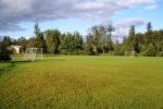 Basketbola, volejbola, futbola laukums lauku mājā Zinenai - 2