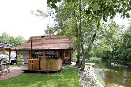 Lauku turisms Lietuva, lauku maja Utenas rajona Degesine - 7