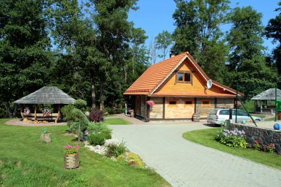 Lauku turisms Lietuva, lauku maja Utenas rajona Degesine - 9