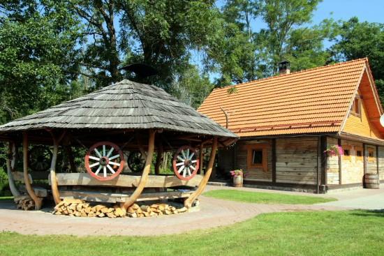 Lauku turisms Lietuva, lauku maja Utenas rajona Degesine - 10