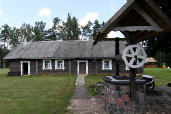 Lauku turisms Lietuva, lauku maja Utenas rajona Degesine - 13