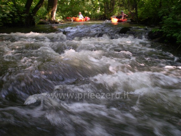 Smailītes īre Kaišiadorys rajonā pie upes Strėva - 18