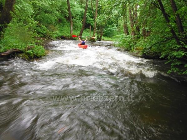 Smailītes īre Kaišiadorys rajonā pie upes Strėva - 16