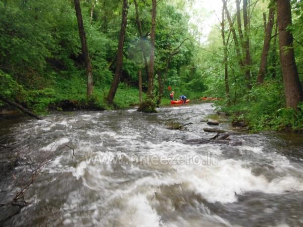 Smailītes īre Kaišiadorys rajonā pie upes Strėva - 17