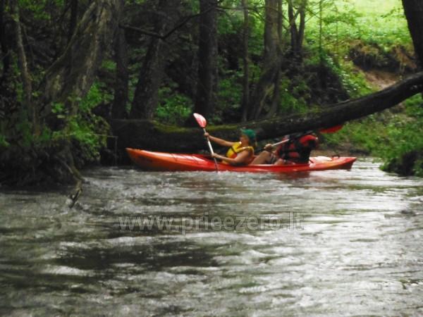 Smailītes īre Kaišiadorys rajonā pie upes Strėva - 15