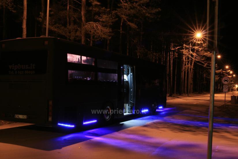 VIP autobusu noma - 4