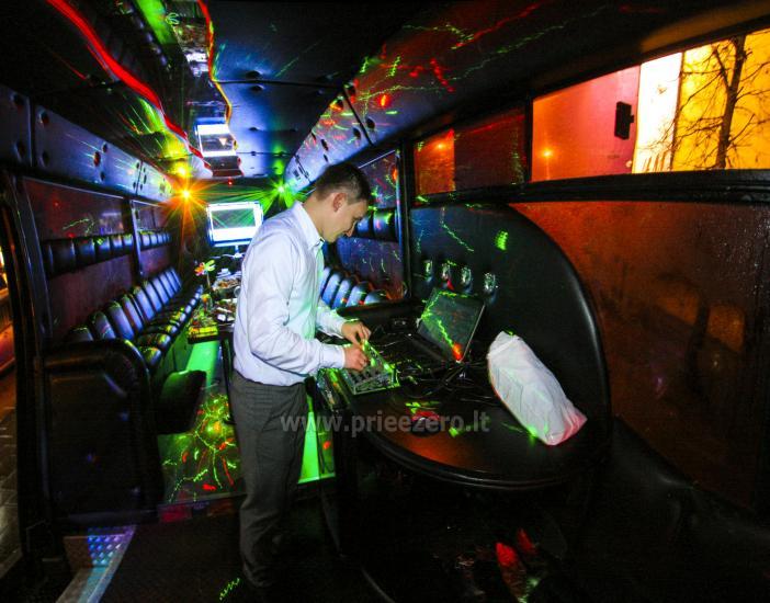 VIP autobusu noma - 1