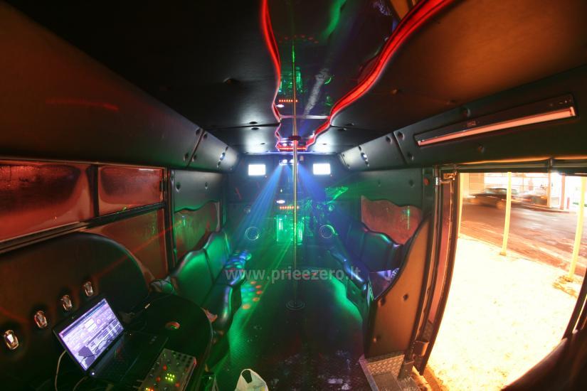 VIP autobusu noma - 8