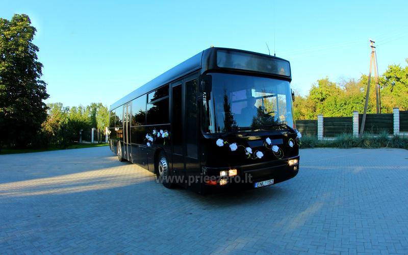 VIP autobusu noma - 9