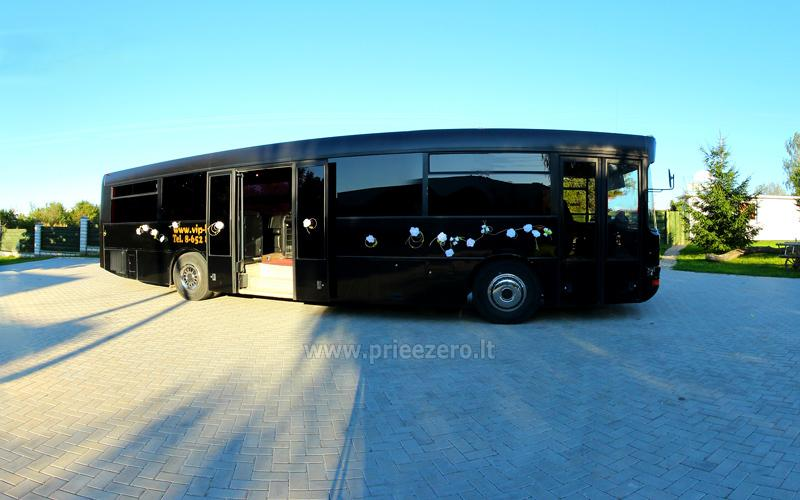 VIP autobusu noma - 10