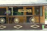 Kafejnīca, konferenču un banketu zāles Moletai atpūtas centrā Rūta - 11